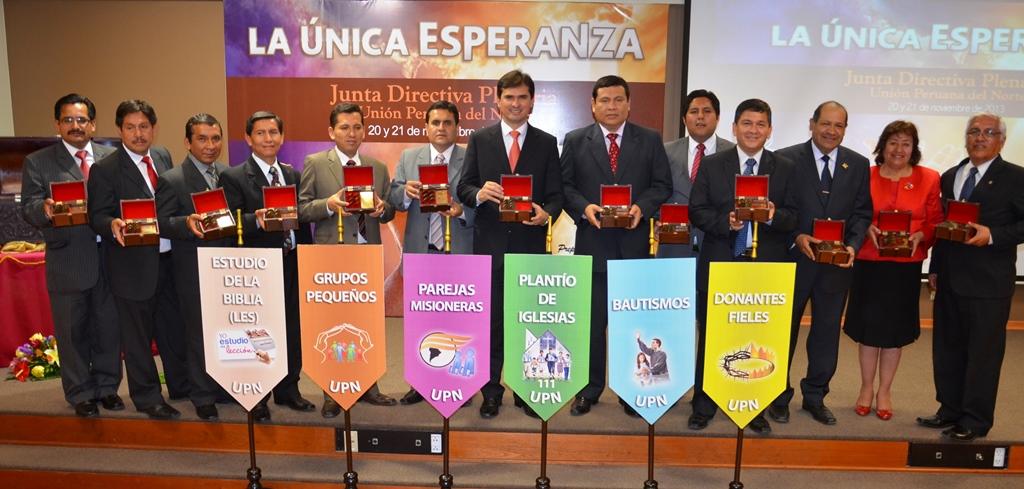 Adventistas en el norte del Perú marcan desafíos y metas para el 2014