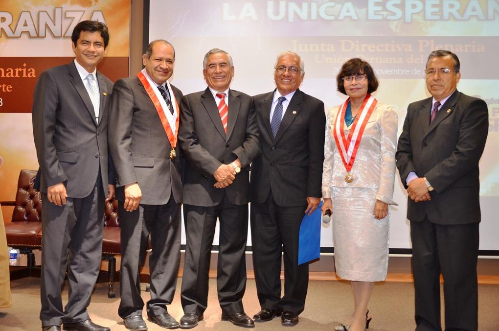 Elegido nuevo director de la Universidad Peruana Unión de Tarapoto