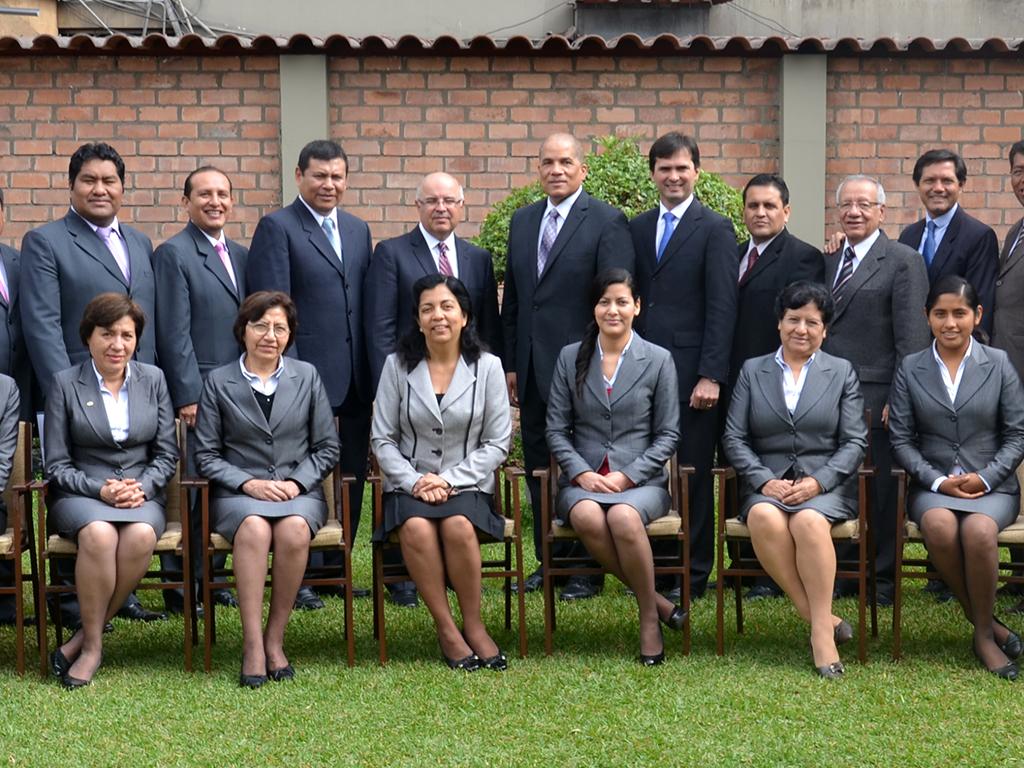 Vicepresidente Mundial de la iglesia adventista visita sede en el Norte del Peru1