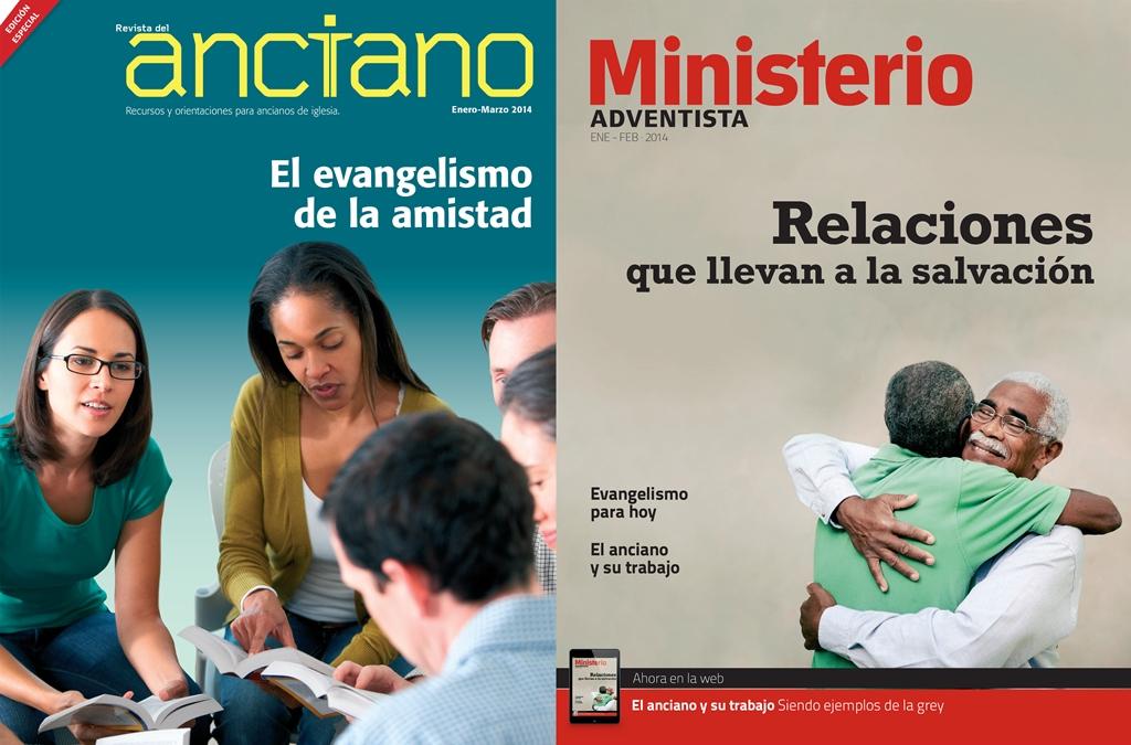 ANCIANO MINISTERIO