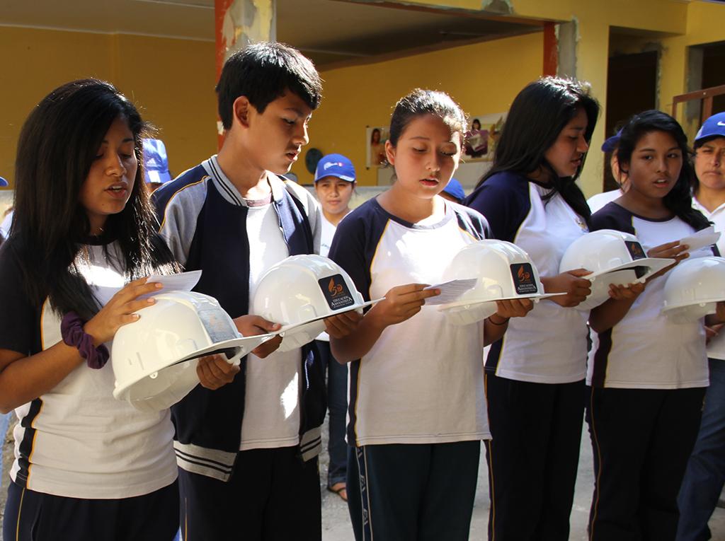 Colegio Adventista de Huacho en Peru comienza a renacer