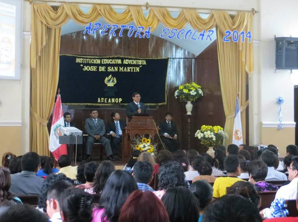Inicia clases en las instituciones educativas de Trujillo
