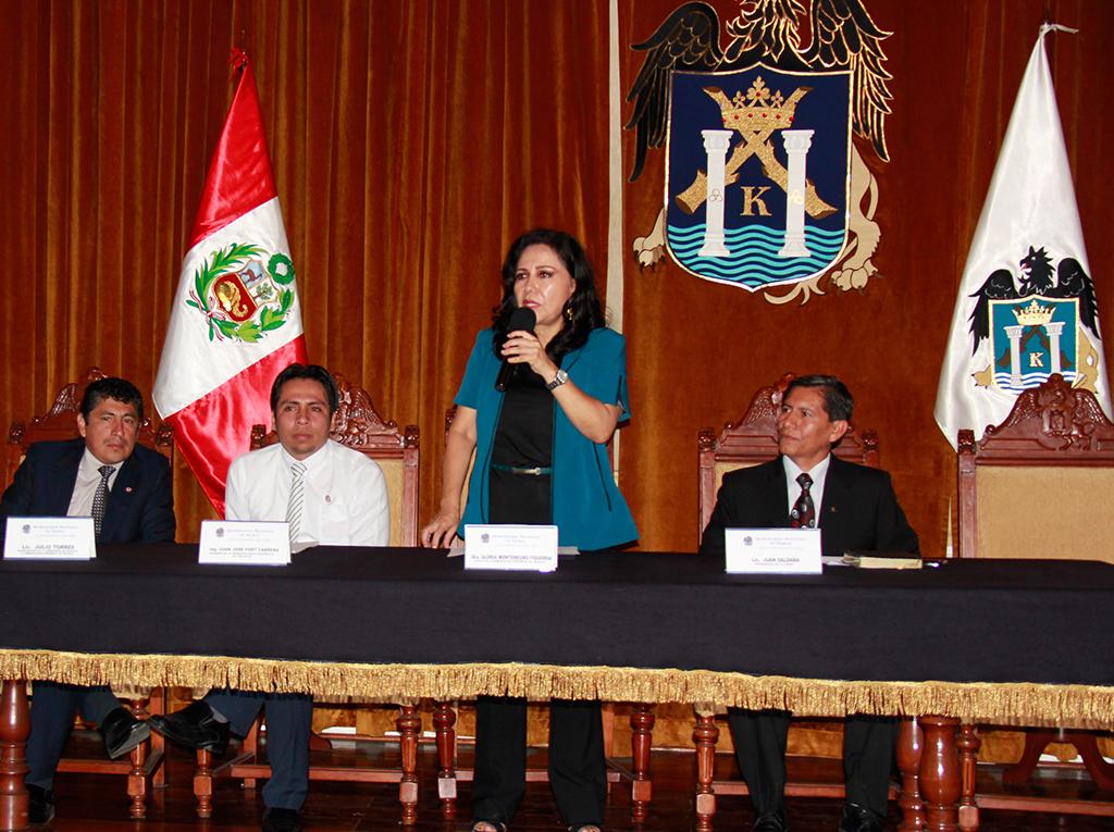 Acciones solidarias en Trujillo previos a Semana Santa