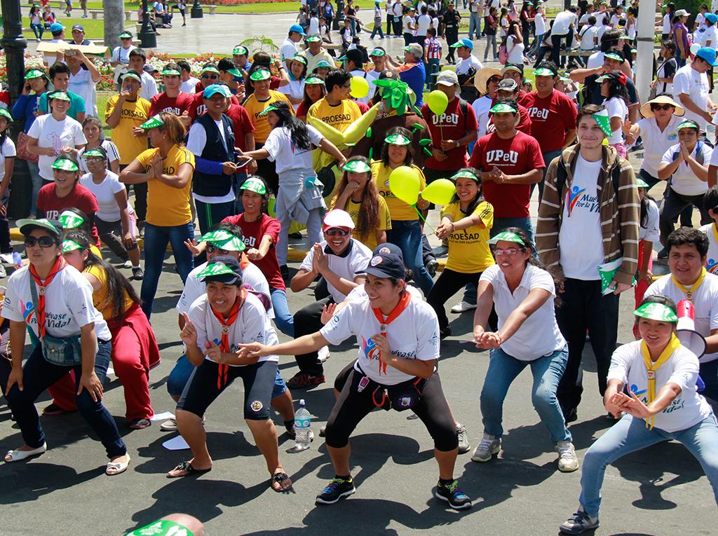 Acciones solidarias movilizan la ciudad de Trujillo previo a Semana Santa