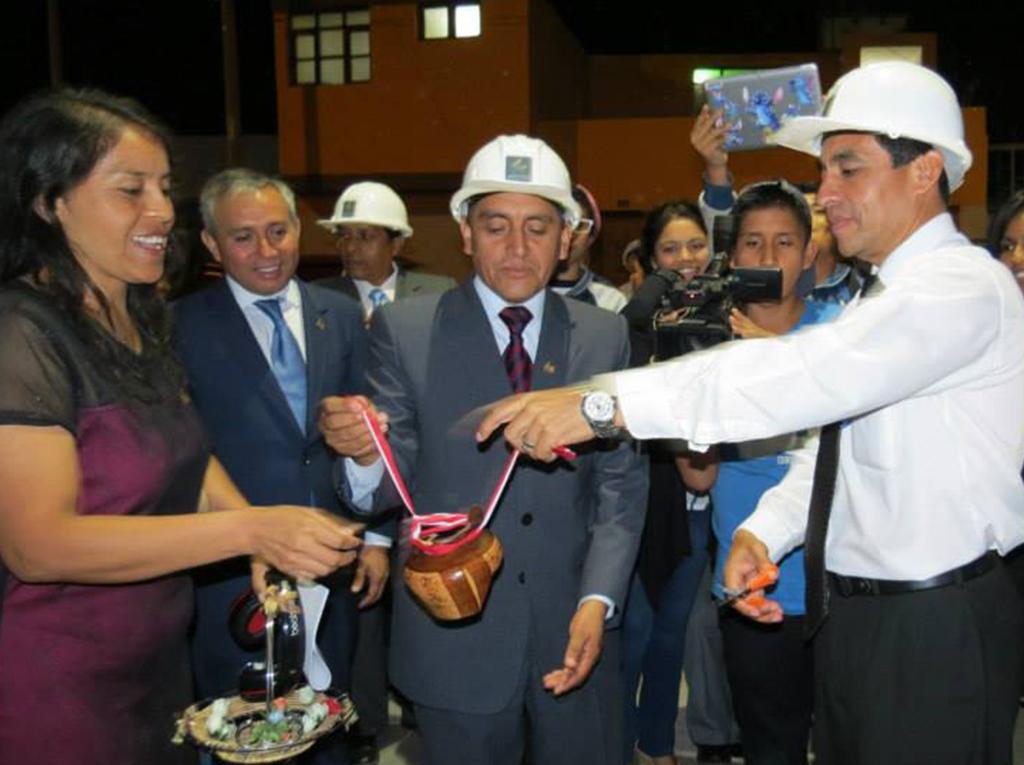Educación Adventista en el Oeste del Peru crece en Infraestructura