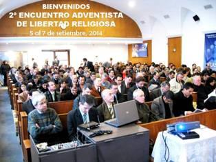 Encuentro adventista de Libertad Religiosa