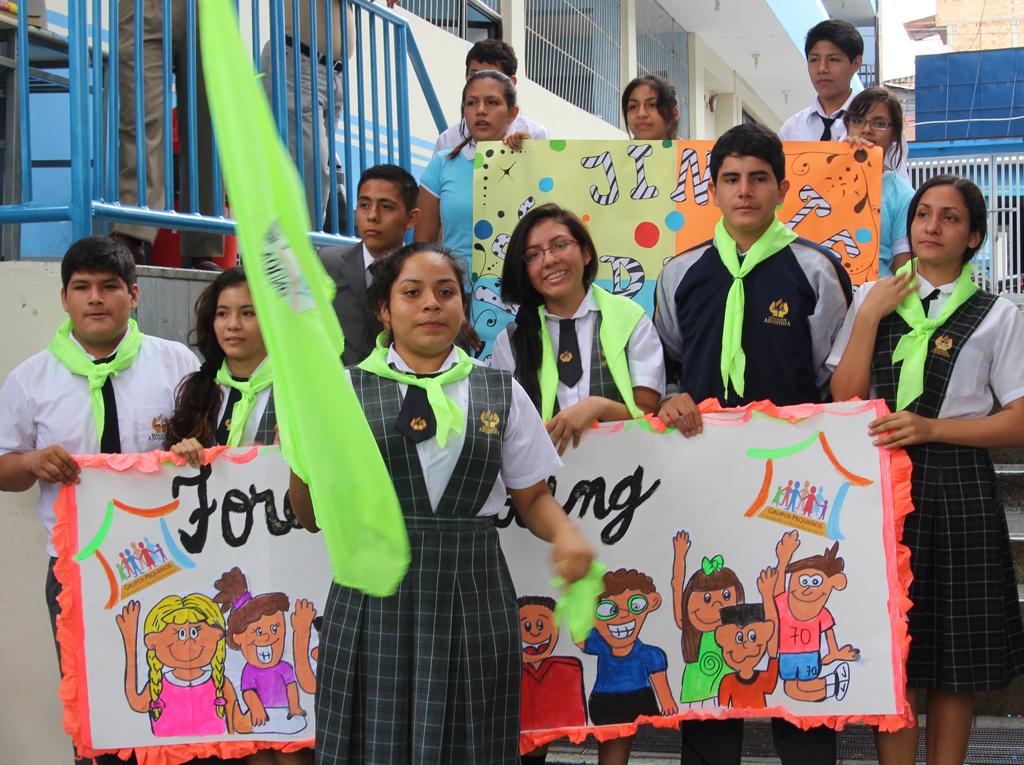 Grupos Pequenos y Parejas Misioneras una realidad en colegios adventistas