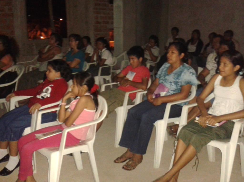 Se plantarán nuevas iglesias en el norte del Perú por Semana Santa