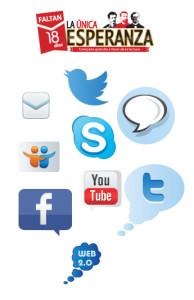 La Única Esperanza en las redes sociales