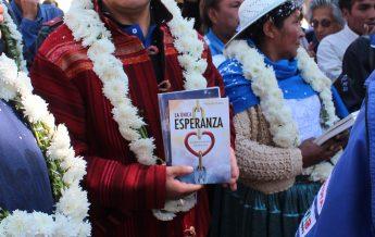 Gobernador de Cochabamba habla del sábado en su visita a la Universidad Adventista de Bolivia