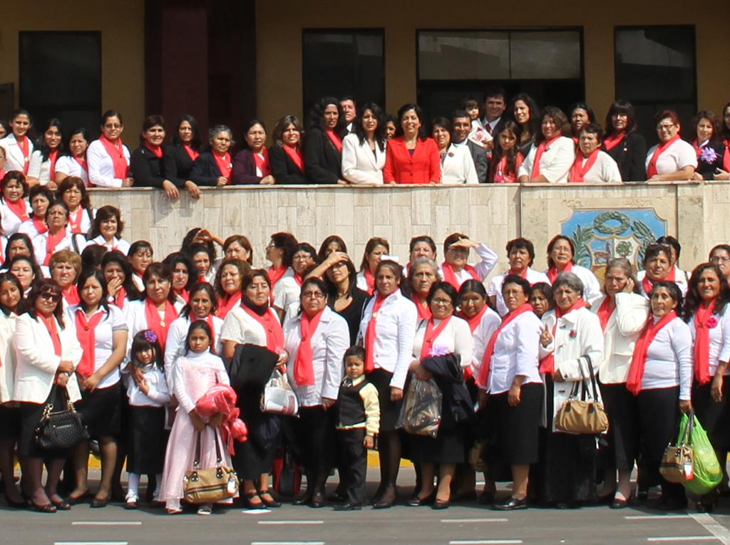 Damas asumen compromiso con la misión de la Iglesia en el Centro Oeste del Perú