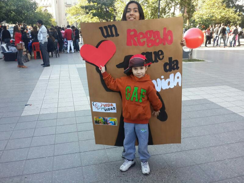 La jornada de puertas abiertas impactó a los niños chilenos  Noticias