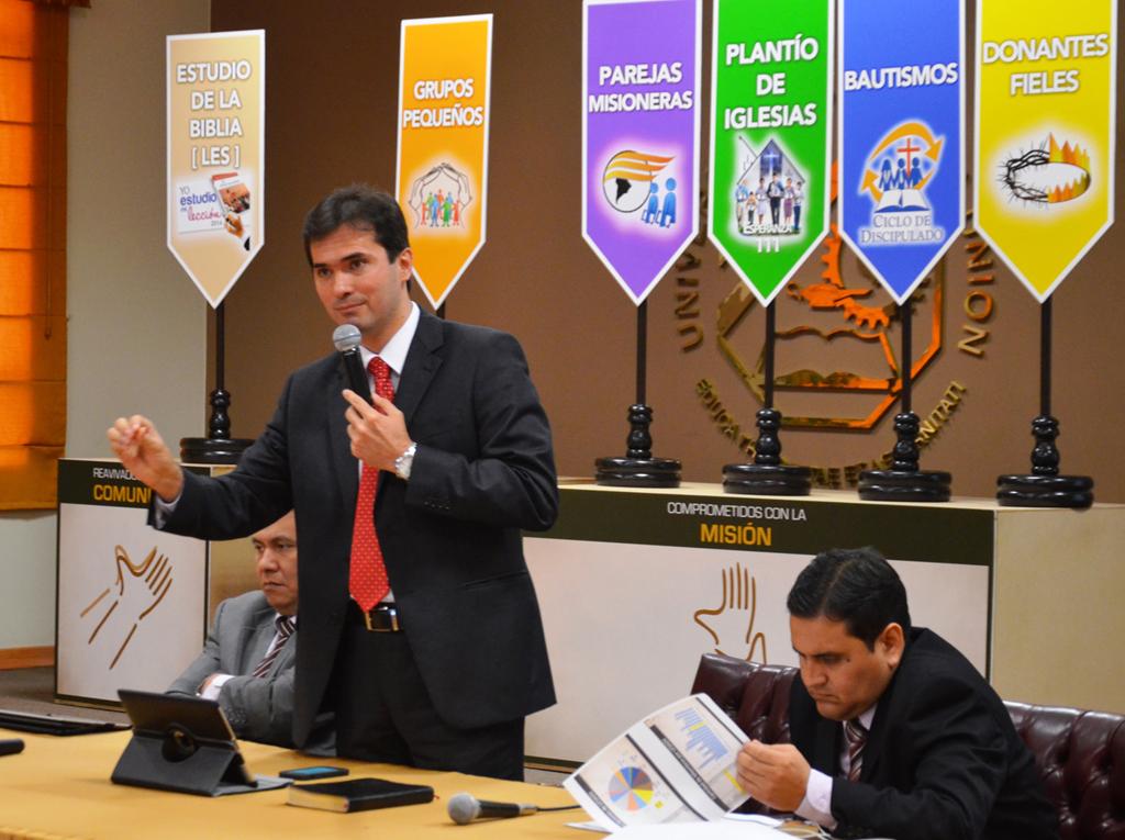 Pastores en Perú generan ideas para fortalecer los énfasis misioneros de la Iglesia Adventista2