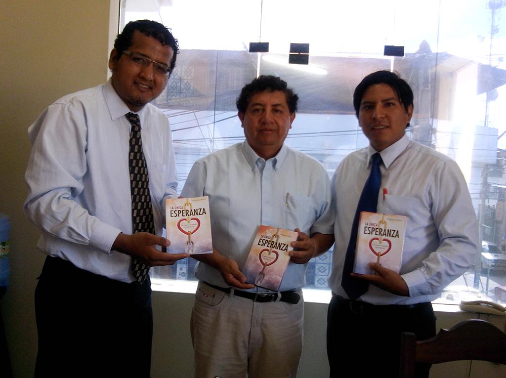 Principales autoridades de Rioja participaron en el gran Impacto Esperanza