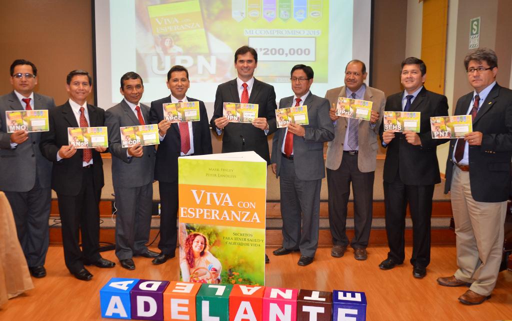 """Semana de la salud """"Viva con Esperanza"""" impactará en el 2015 el norte del Perú"""