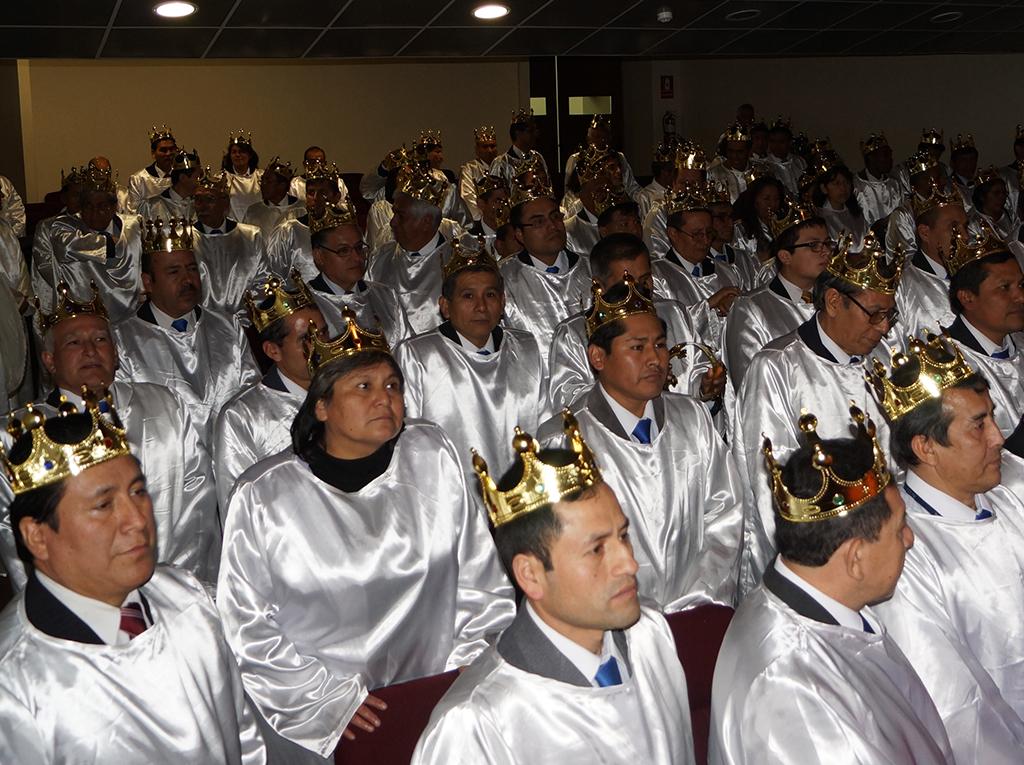 Equipos Distritales de Mayordomía en Lima Oeste fueron capacitados y motivados