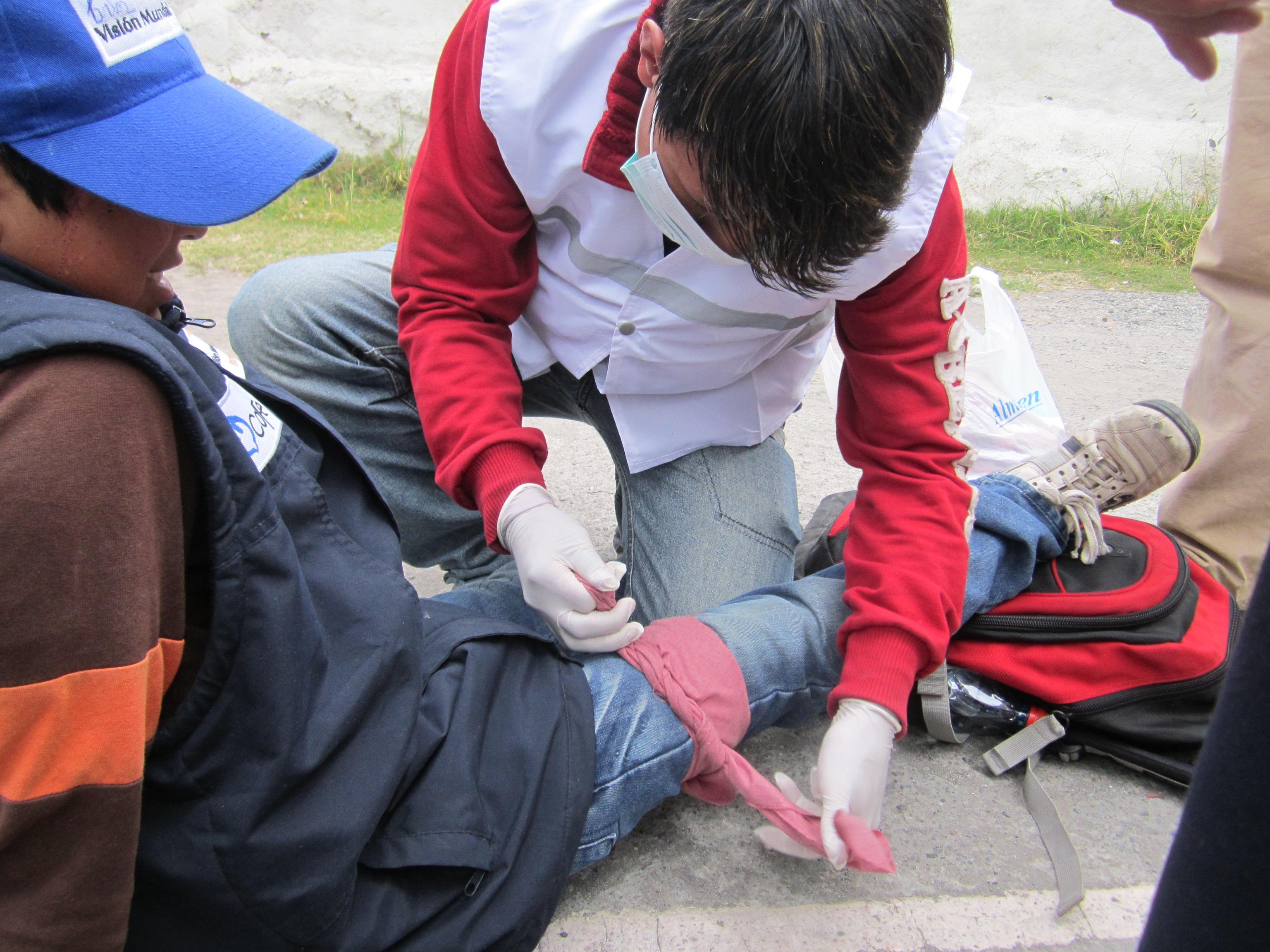 La Agencia Adventista prepara a la población con un simulacro de evacuación de emergencia  Noticias