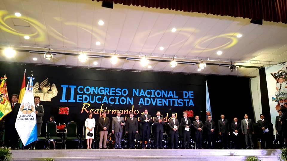 II Congreso Nacional de Educación Adventista en Bolivia