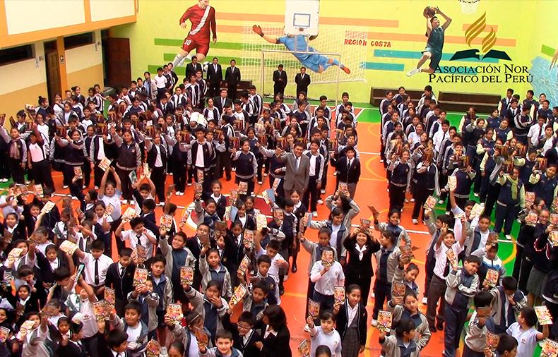 Colegios Adventistas promueven campaña Rompiendo el Silencio