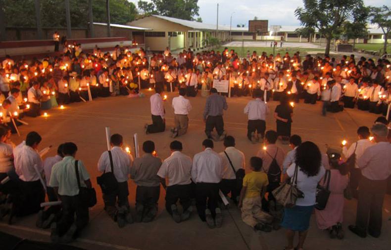 Gran celebración por la multiplicación de los Grupos Pequeños en el norte del Perú