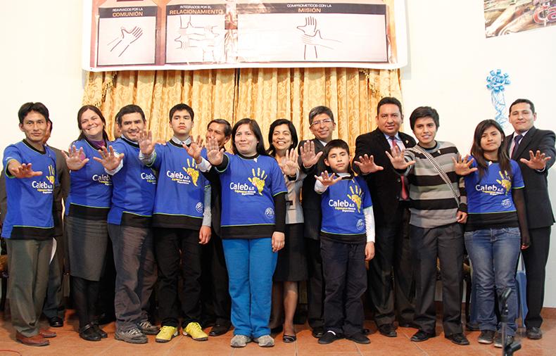 Proyecto Caleb 6.0 finalizó con mas de 2 mil bautismos en Cajamarca