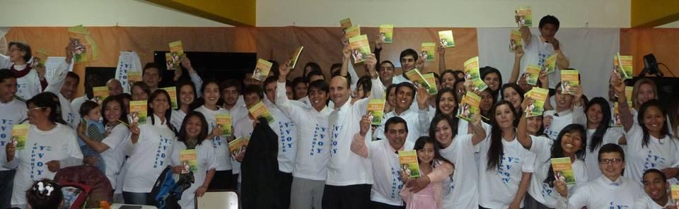 Argentina impactada por los colportores estudiantes