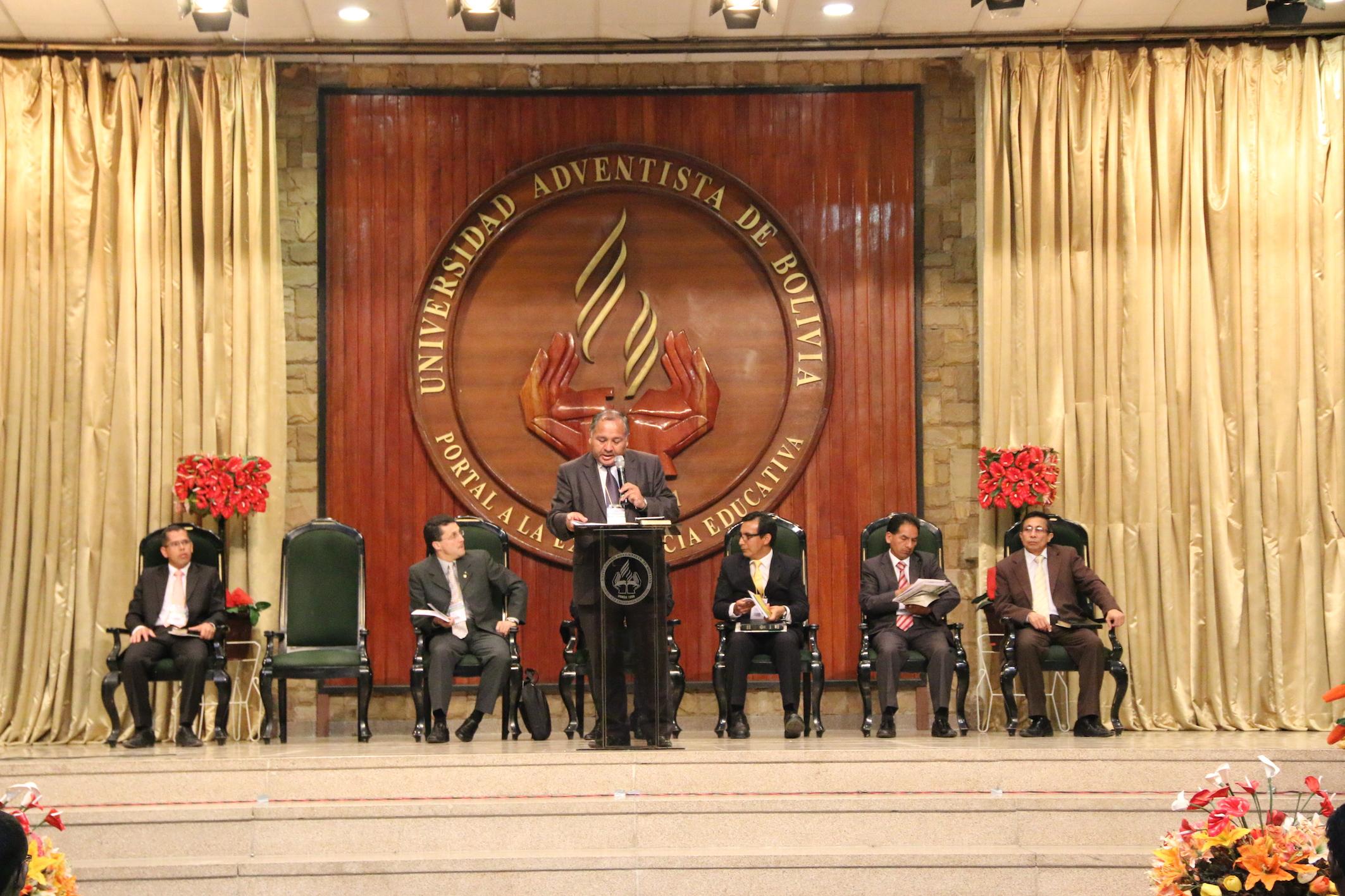 Líderes invitados para el simposio 2014