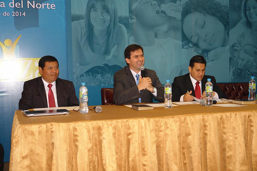 Inicia Concilio Anual de la Iglesia Adventista para el norte del Perú1