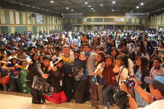 El congreso mundial de la iglesia solo tendrá lugar en 2021