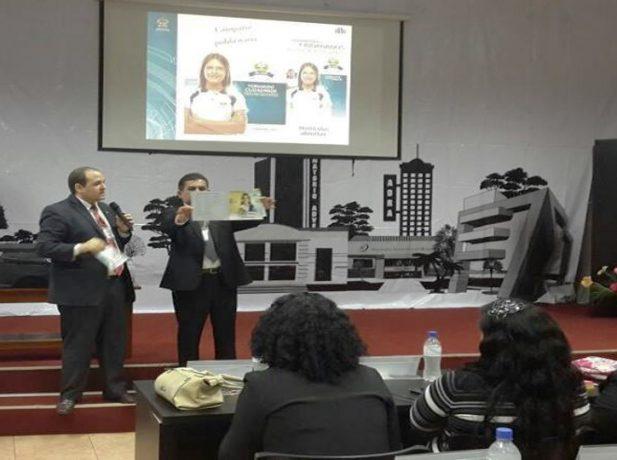 Presentación de materiales educativos adventistas
