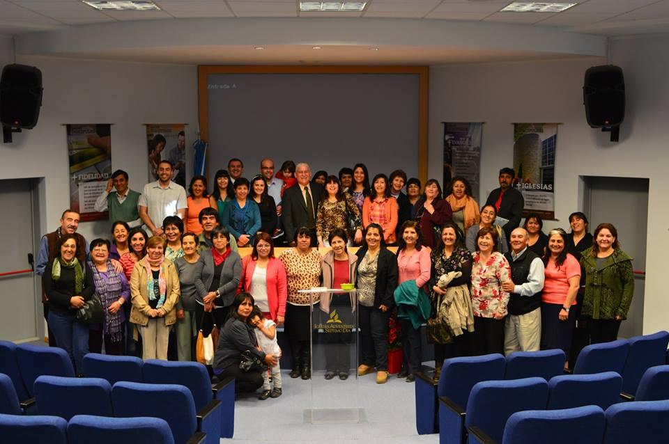 Encuentro de coordinadores de Acción Solidaria Adventista