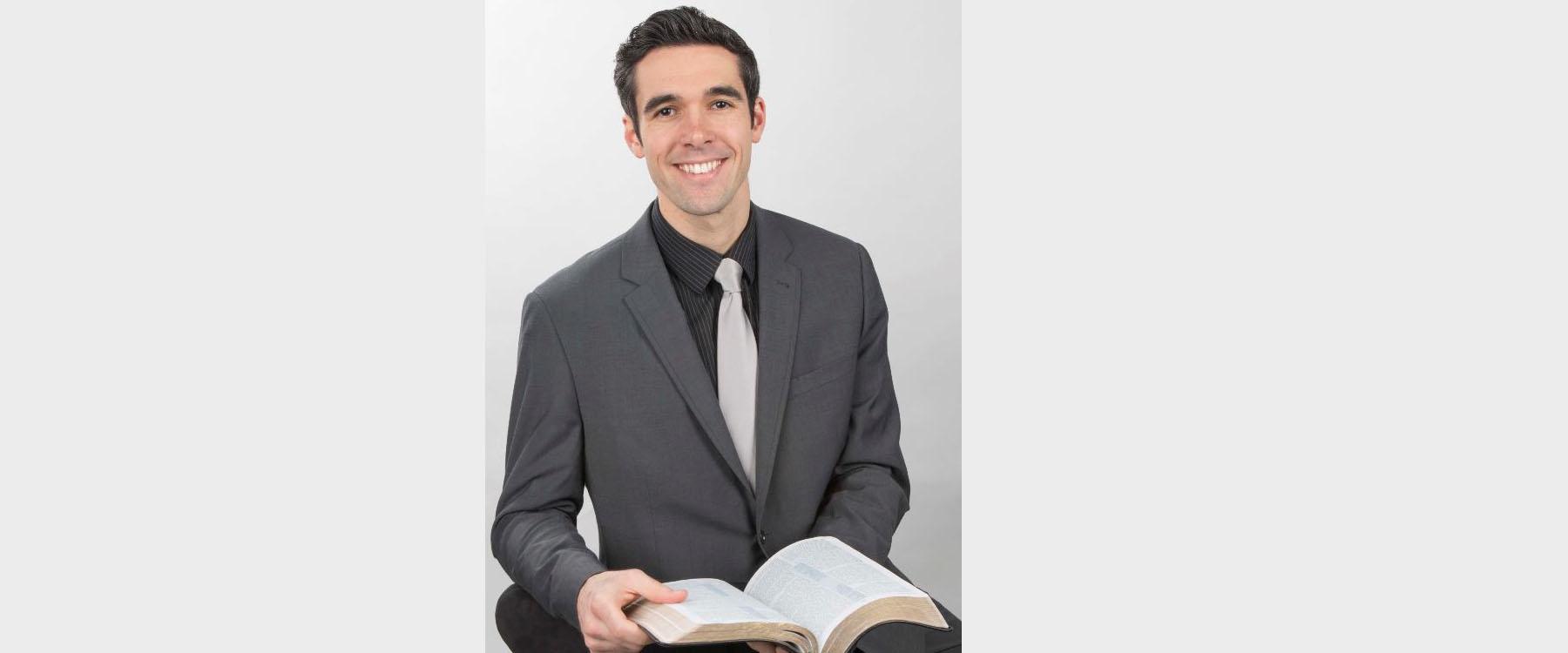 Pastor Justin Torossian es tataranieto de la famosa escritora Elena White.