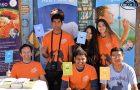 Jóvenes Caleb brindaron apoyo en campaña de donación de Sangre y médula