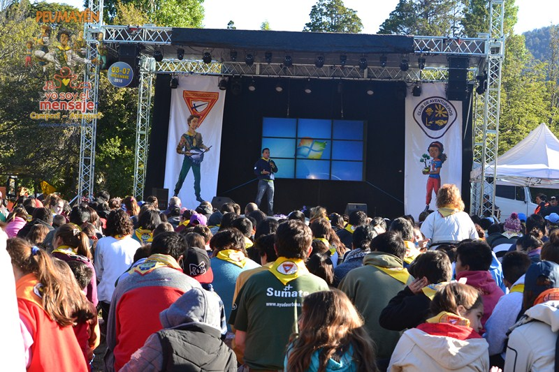 Camporí Avneturí de la Asociación Argentina del Sur