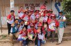 Más de 10 mil jóvenes dedican sus vacaciones para Misión Caleb en Perú
