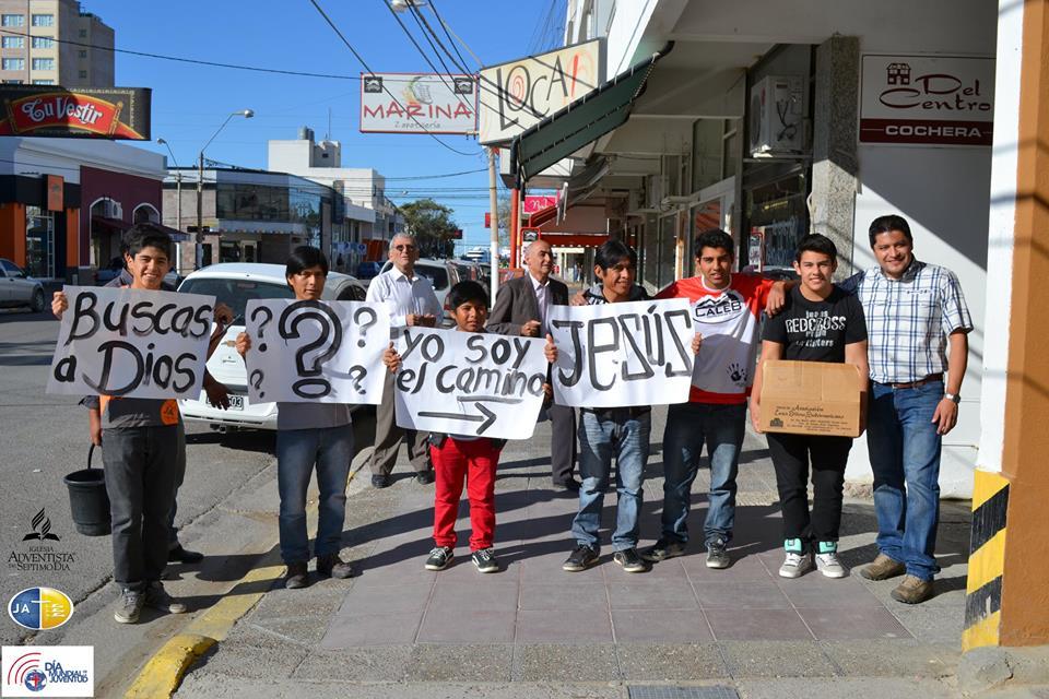 Dia del Joven Adventista en Puerto Madryn