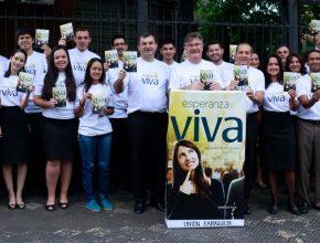 En el Impacto Esperanza Paraguay va a distribuir 100 mil libros Esperanza Viva