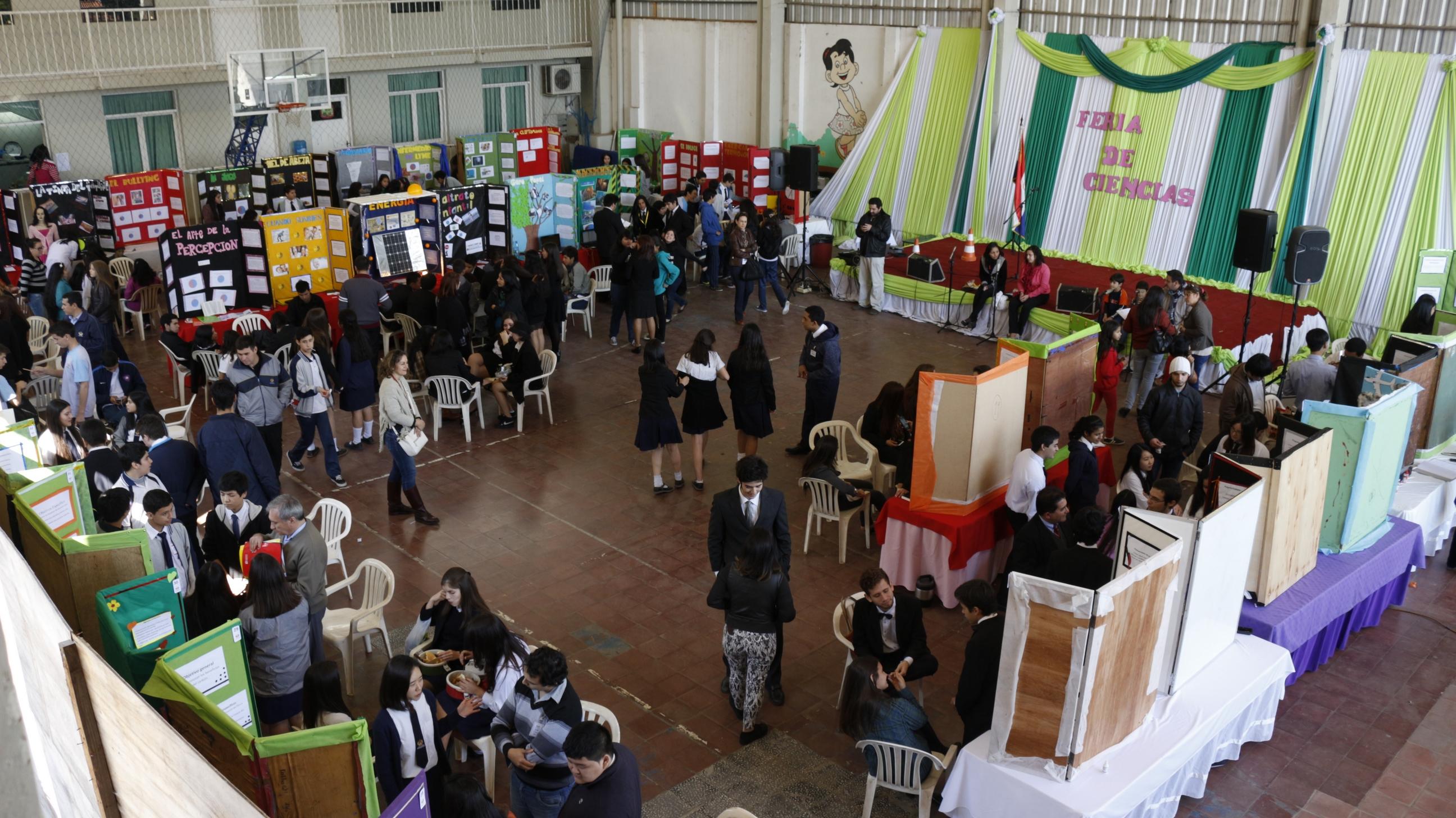 Los ganadores de la Feria van a competir en un torneo en el Colegio Adventista del Este Paraguayo (CADEP).