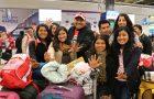 Proyecto juvenil desarrolla acciones solidarias en la capital del Perú