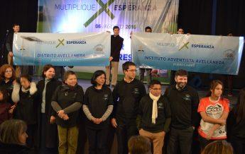 Multiplique Esperanza en Buenos Aires