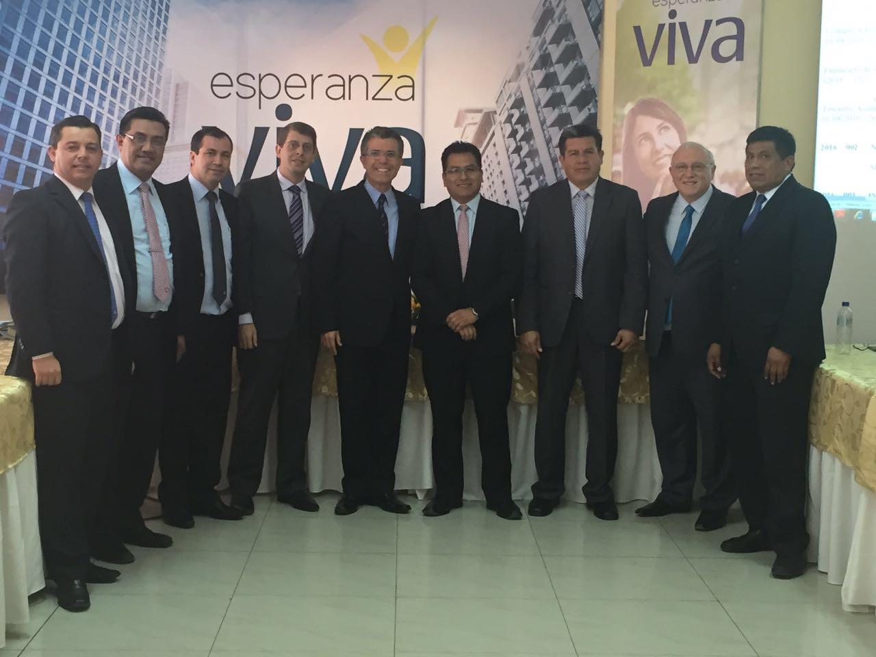 Tesoreros de la Unión Boliviana