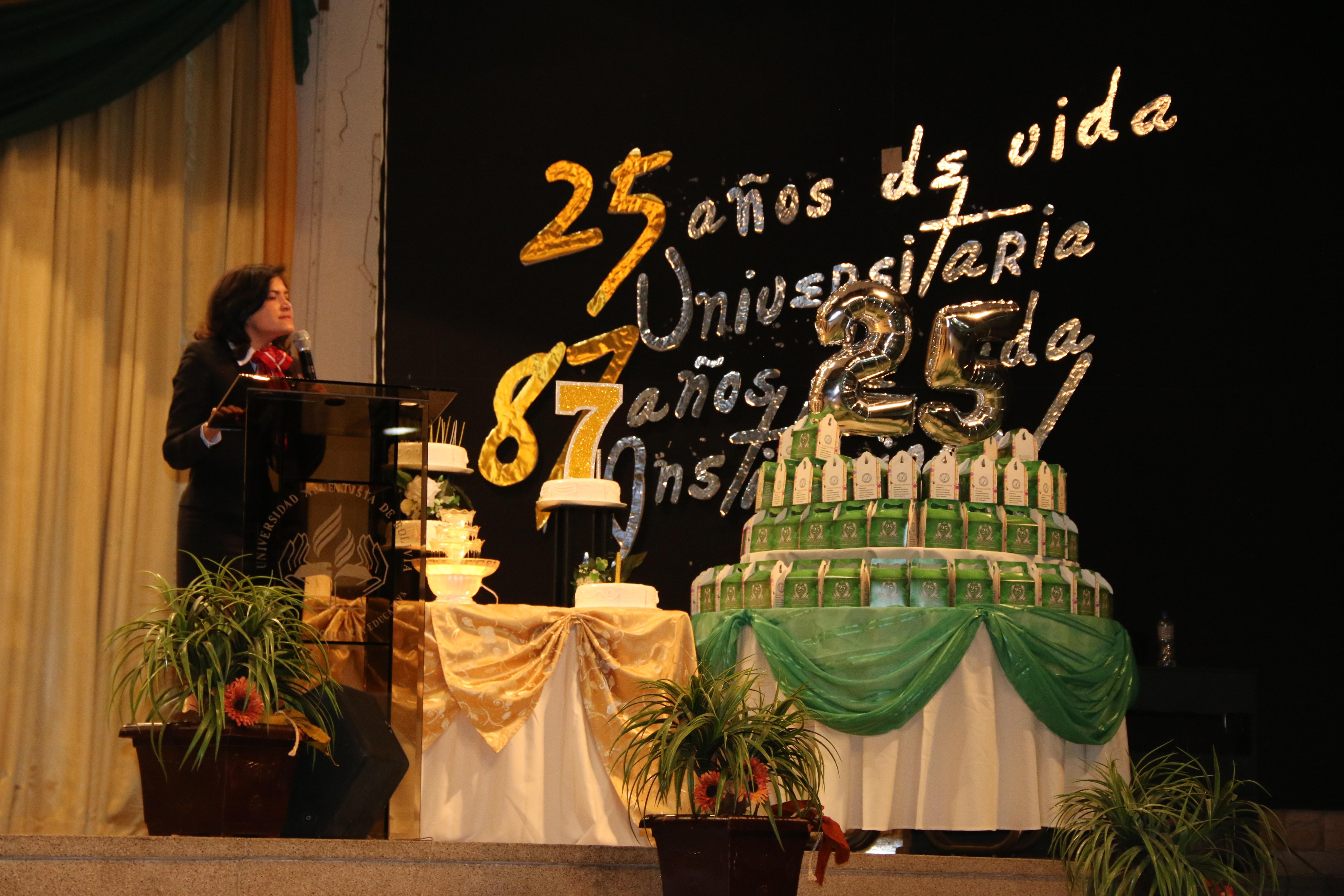 Celebración de los 25 años de la UAB