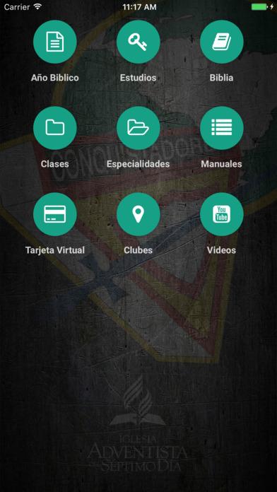 Aplicación para los Conquistadores en su nueva versión.