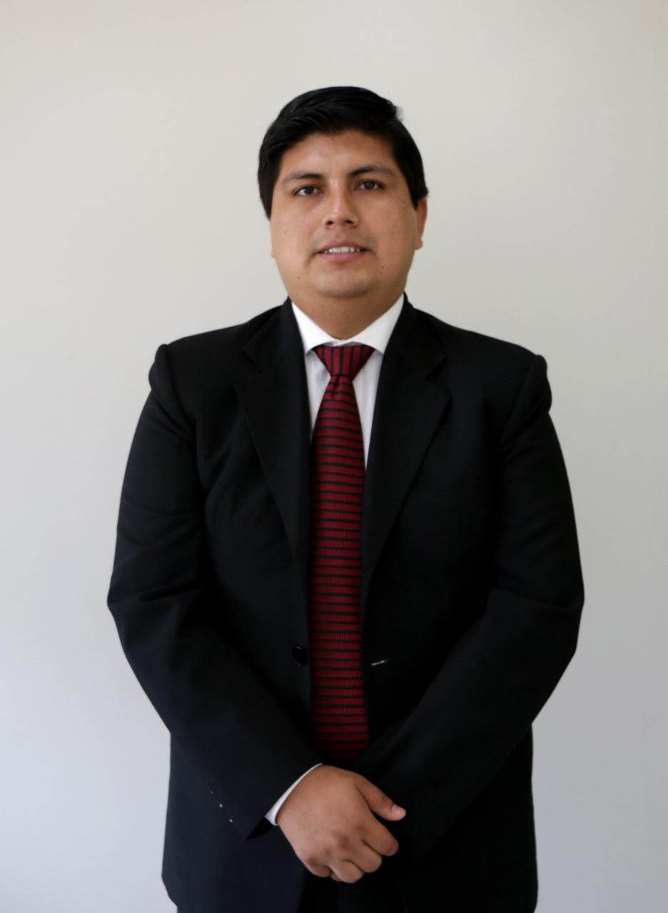 Dr. Juan Campos, flamante asesor legal de la Unión Peruana del Sur.