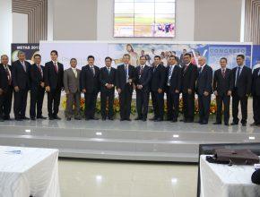 Administradores de la Iglesia en Bolivia
