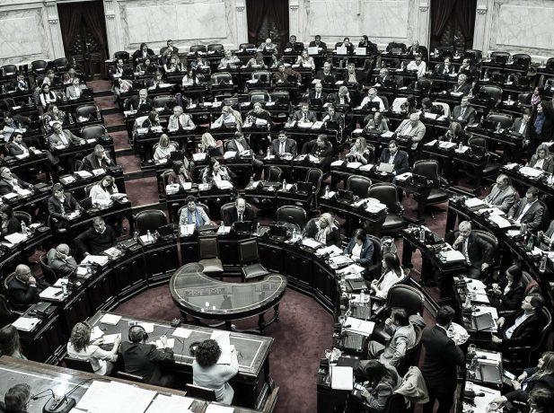 Foto del sitio oficial de la Honorable Cámara de Diputados de la Nación Argentina