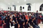470 jóvenes participan de la 1º Asamblea Nacional de Colportores