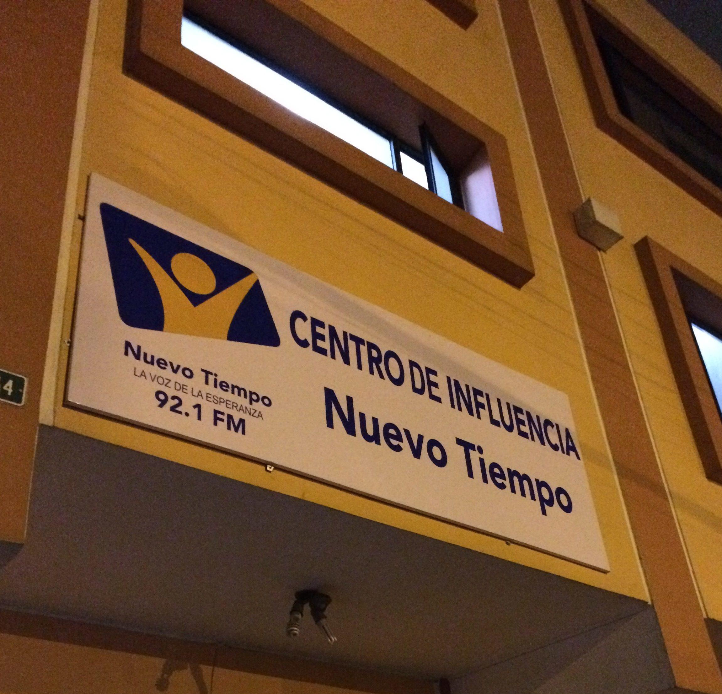 Centro de Influencia NT ubicado en el corazón del norte de Quito