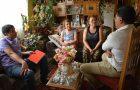 Incendio forestal en Florida, Concepción, consumió dos casas de hermanas adventistas