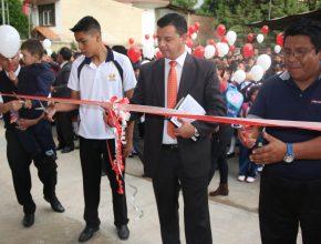 Inauguración del colegio Adventista Domingo Faustino Sarmiento